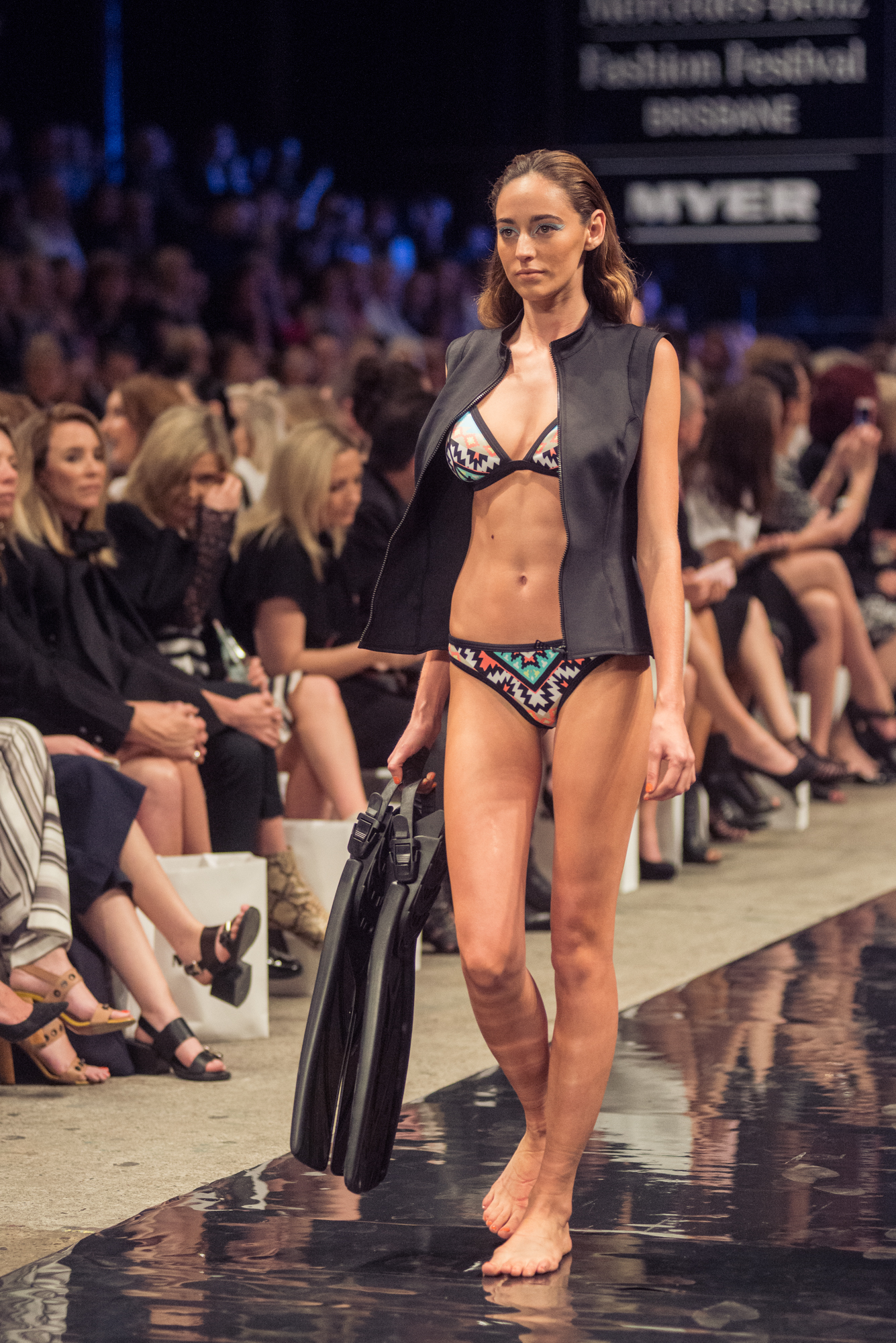 MBFF  Brisbane Myer Seafolly