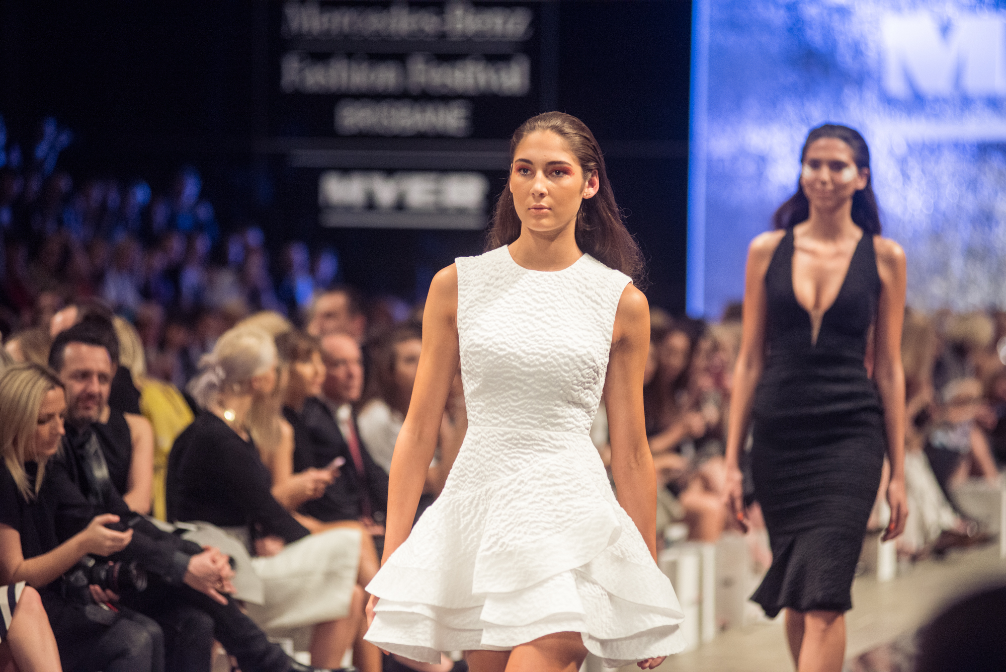 MBFF Brisbane Myer Alex Perry