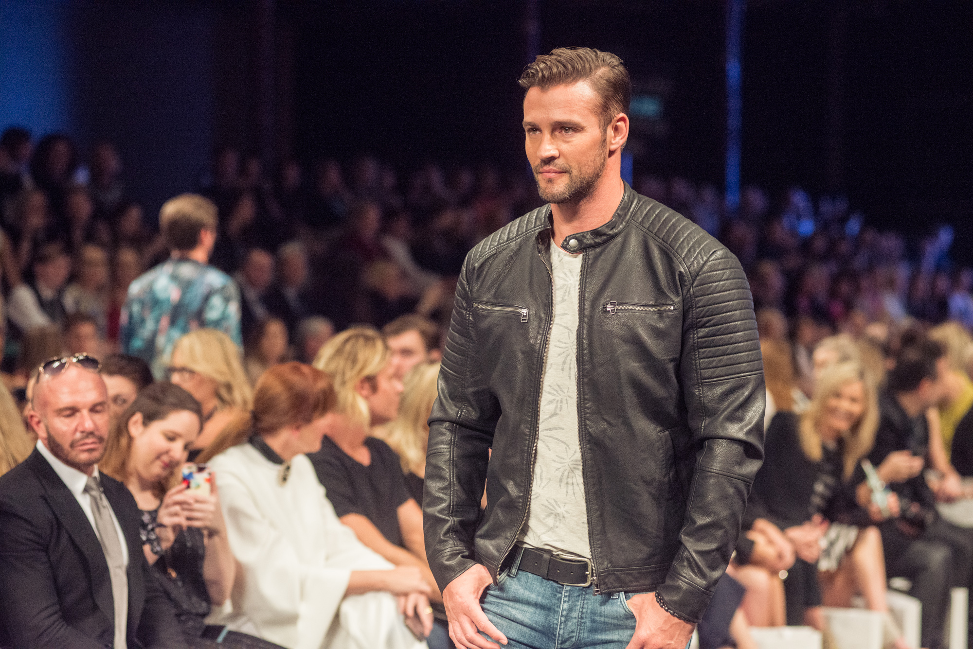 MBFF Brisbane Myer Jack & Jones Kris Smith