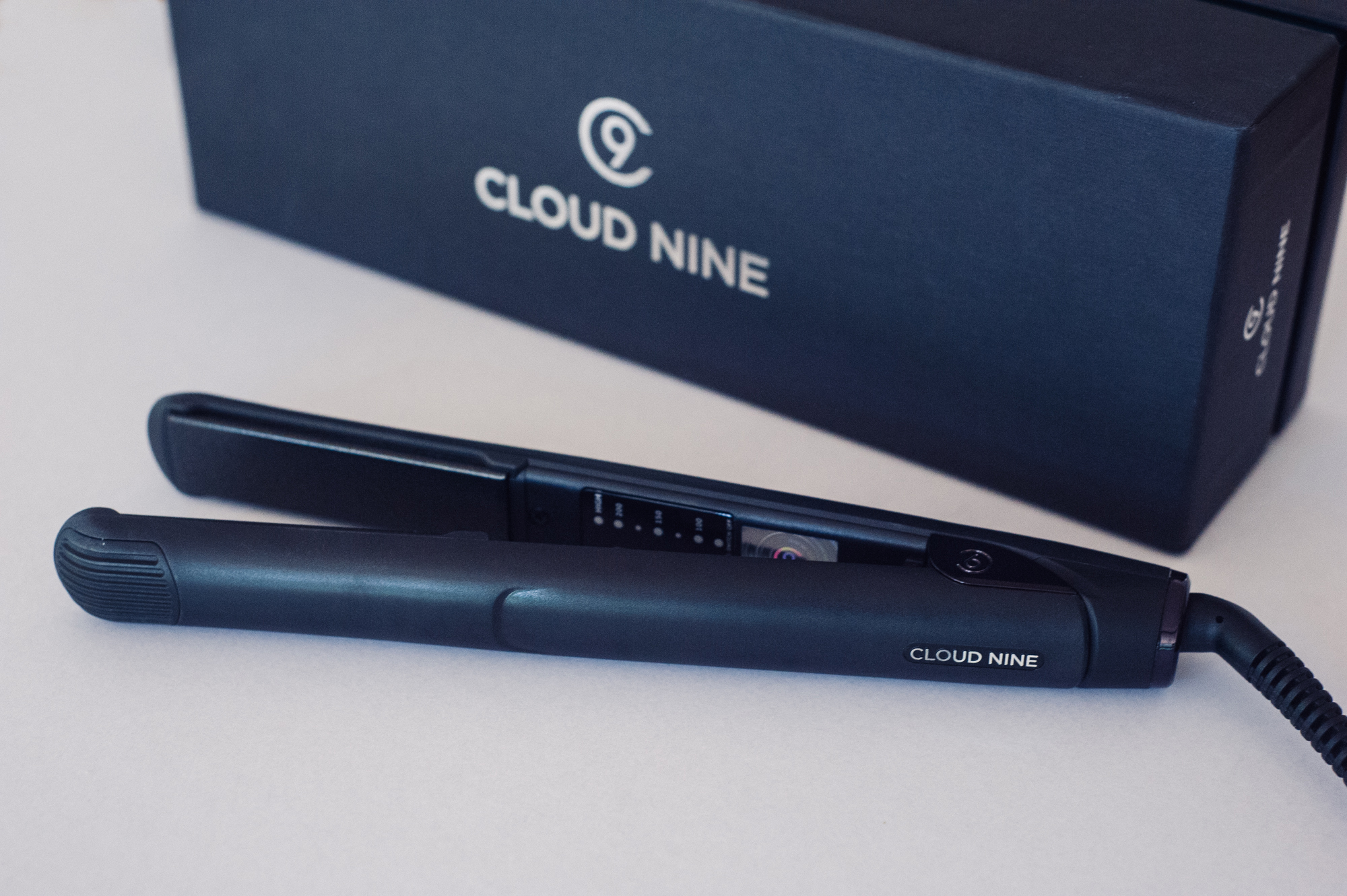 """alt=Cloud Nine Original Hair Iron"""